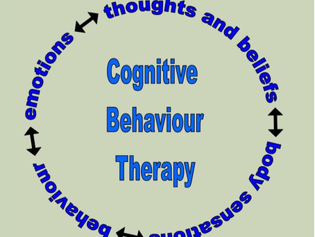 Be Your Own Best Helper Using Cognitive Behaviour Therapy