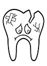2_kaputter-zahn-mit-gesicht_ausmalbilder