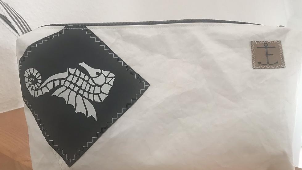 """Kulturtasche """"Seepferdchen"""""""