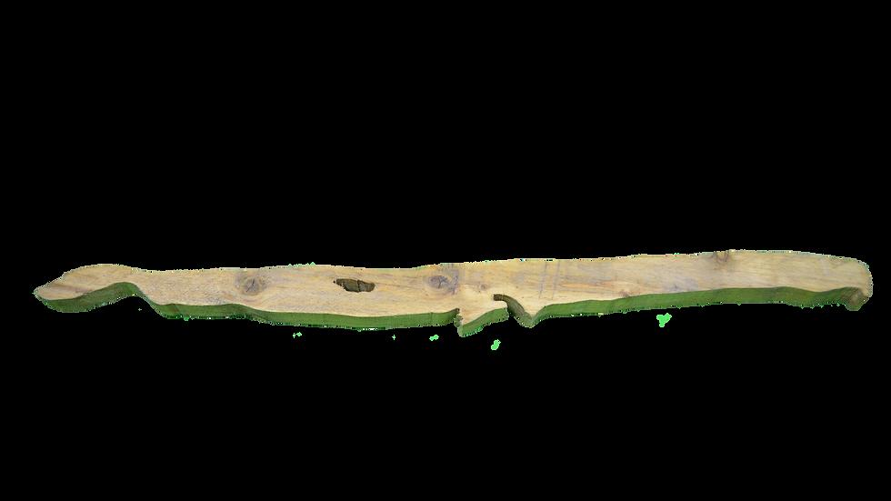Insel Juist als Umriss 60cm