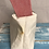 "Thumbnail: Kulturtasche ""Wasserturm IV"" aus recyceltem  Segel"