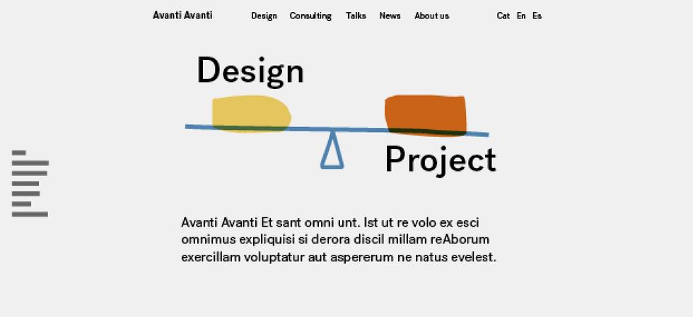 Avanti Avanti . strategic design