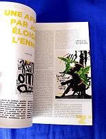 edition, en cene, revue, magazine, medias