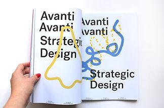 rapport de stage, intern report, avanti avanti, edition