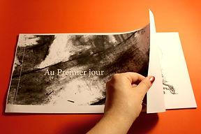 Au premier jour, edition, editorial, dessin