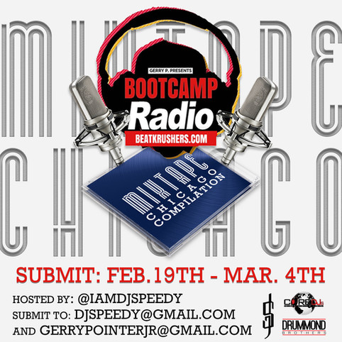 iAmDJSpeedy BootCamp Radio Compilation