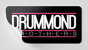 Drummond Brothers Pink Sticker to have the understanding that women to enjoy music, art, and production.
