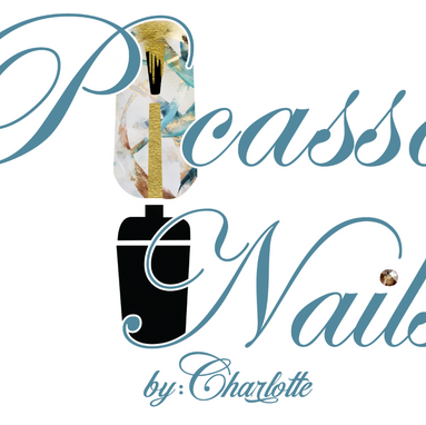 Picasso Nails by Charlotte Logo