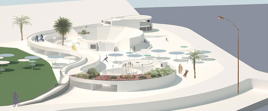 Dolphinarium Project