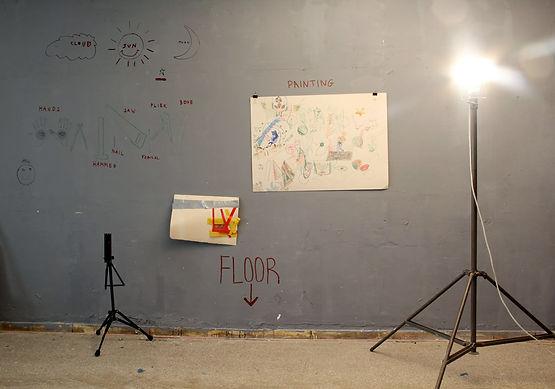 Mai Omer artist curator, מאי עומר