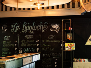 "Opening ""La Kantoche"""