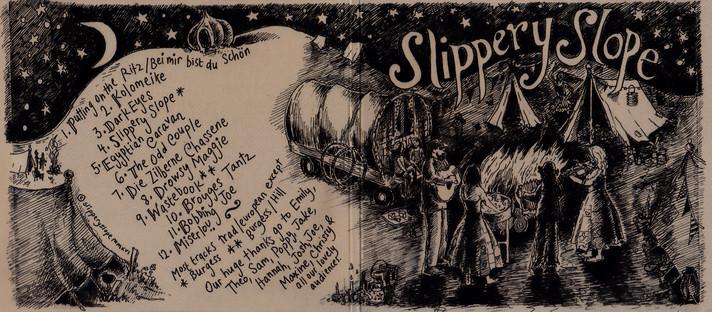 Slippery Slope Album Cover