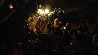 The Secret Piano Bar Glastonbury Festival