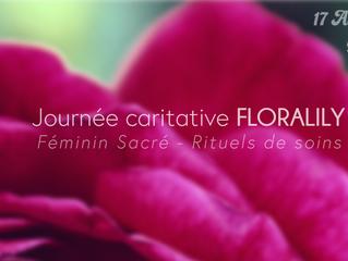 JOURNÉE CARITATIVE FLORALILY - Féminin Sacré