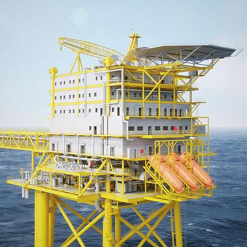Tyra-living-quarter-platform-north-sea-d