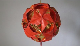 Chinese New Year Lantern making Fring Activity