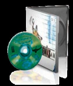 Светот на ракометот CD 3