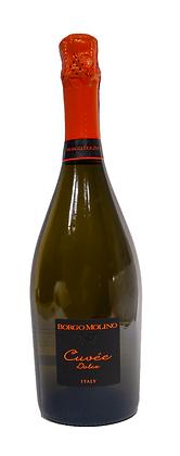 CUVÈE DOLCE BORGOMOLINO - Bottiglia lt. 0,750