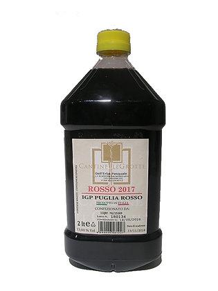 ROSSO PUGLIA - gr. 13 - lt. 2,00