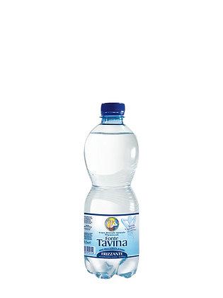 TAVINA ACQUA GASSATA  - lt. 0,500 -  24 bottiglie