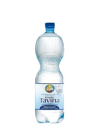 TAVINA ACQUA FRIZZANTE   - lt. 1,500 -  6 bottiglie