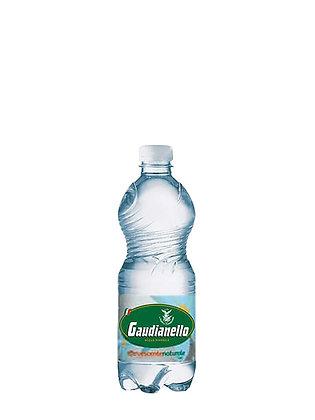 GAUDIANELLO ACQUA EFFERVESCENTE NATURALE - lt. 0,500 -  24 bottiglie