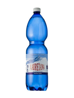 LAURETANA NATURALE   - lt. 1,500 -  6 bottiglie