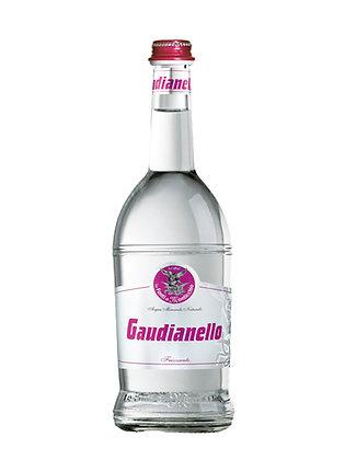 GAUDIANELLO ACQUA GASATA PRESTIGE   - lt. 0,750 -  12 bottiglie