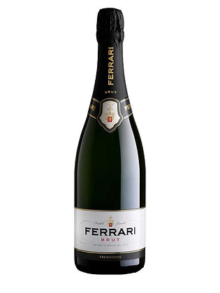 FERRARI BRUT TRENTO  D.O.P. METODO CLASSICO - Bottiglia 0,75 lt