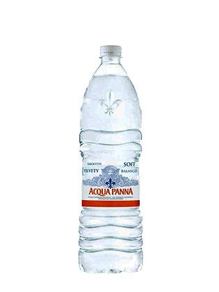ACQUA PANNA NATURALE   - lt. 1,500 -  6 bottiglie