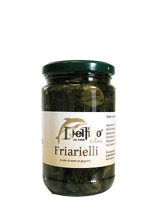FRIARIELLI IN OLIO DI GIRASOLE  - Gr. 290