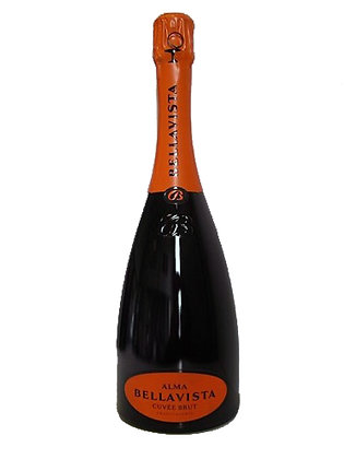 BELLAVISTA CUVÈE FRANCIACORTA D.O.C.G. BRUT METODO CLASSICO  Bottiglia 0,75 lt
