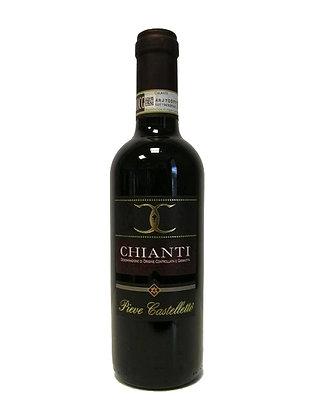 CHIANTI PIEVE CASTELLETTO - lt. 0,375