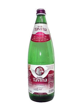 TAVINA ACQUA NATURALE   - lt. 1,000 -  12 bottiglie