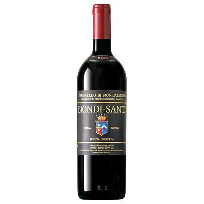 """BRUNELLO DI MONTALCINO D.O.C.G. RISERVA TENUTA """"GREPPO"""" - Bottiglia lt. 0,750"""
