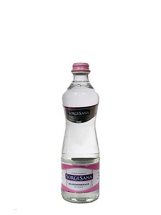 ACQUA SORGESANA NATURALE   - lt. 0,500 -  20 bottiglie