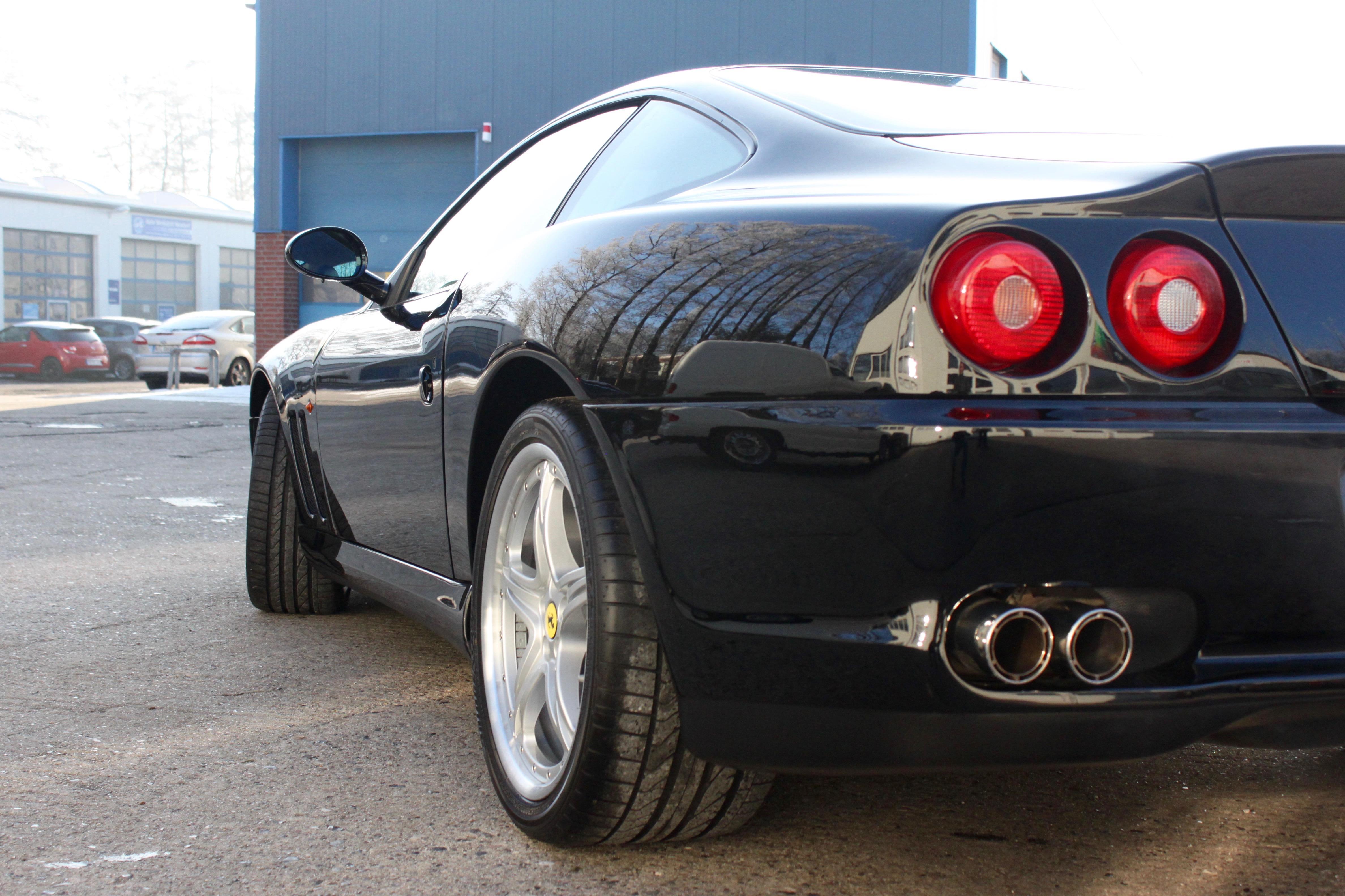 Ferrari 575M HGTC