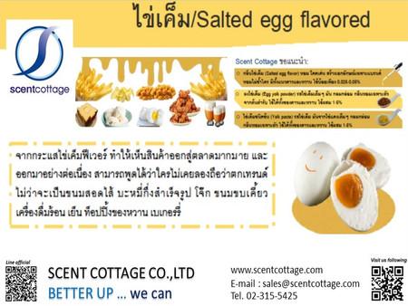 Salted Egg Flavor