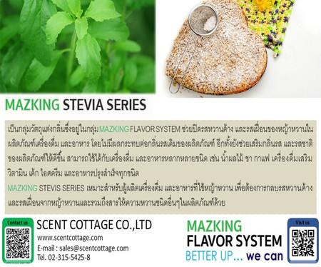 Masking Stevia