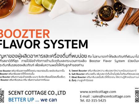 Boozter Flavor System