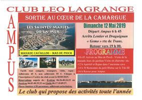 Sortie au Cœur de la Camargue