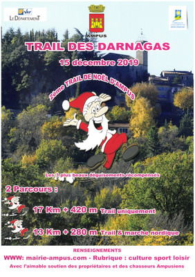 Trail des Darnagas