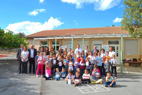 L'Ecole d'Ampus remporte le 1er Prix haut la main