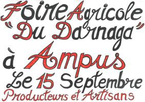 "Foire Agricole ""Du Darnaga"""