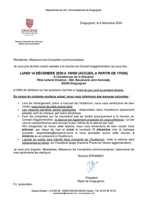 Conseil d'agglomération
