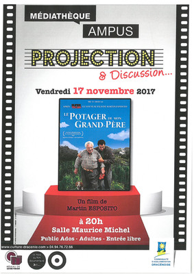 PROJECTION D'UN FILM DE MARTIN ESPOSITO