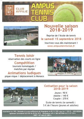 Ampus Tennis Club