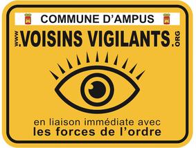 Réunion publique Voisins Vigilants / Mairie Vigilante vendredi 5 février à 19h
