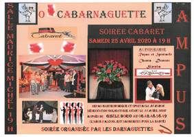 O' CABARNAGUETTE