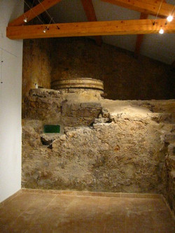 Salle du moulin à farine